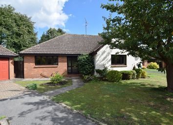 Thumbnail 3 bed detached bungalow for sale in Osier Close, Melton, Woodbridge