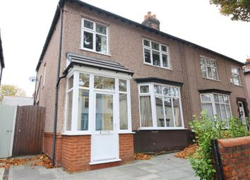 Thumbnail 3 bed semi-detached house for sale in Lovelace Road, Garston, Liverpool