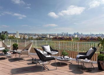 Thumbnail 1 bed property for sale in Rowland Hill Street, Hampstead, London