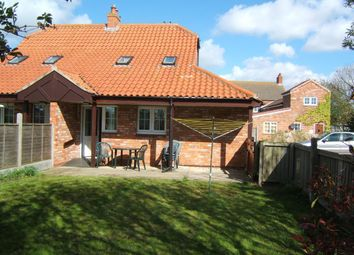 Thumbnail 2 bedroom semi-detached house to rent in St. Peters Lane, Trusthorpe, Mablethorpe