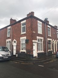 Thumbnail 3 bedroom end terrace house to rent in Price Street, Burslem