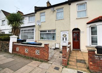 Thumbnail 3 bed terraced house for sale in Croyland Road, Edmonton