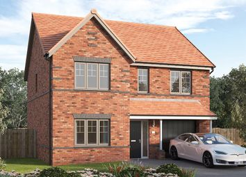 """Thumbnail 4 bed detached house for sale in """"The Tambrook"""" at Acorn Drive, Camperdown, Newcastle Upon Tyne"""
