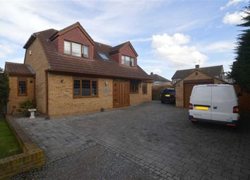 Thumbnail 3 bed detached house for sale in The Robbins, Rainham, Essex