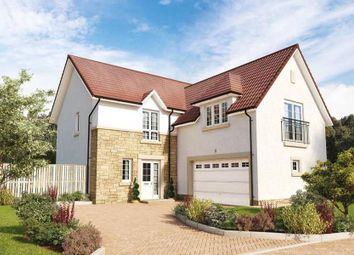 "Thumbnail 5 bed detached house for sale in ""The Dewar"" at Viewbank Avenue, Bonnyrigg"
