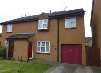 Thumbnail 4 bedroom semi-detached house for sale in Beighton Close, Lower Earley, Reading
