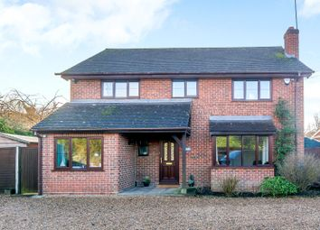 Thumbnail 4 bed detached house for sale in Old Bath Road, Charvil, Berkshire