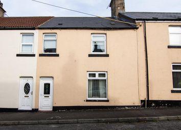 Thumbnail 3 bed terraced house for sale in Bessemer Street, Consett