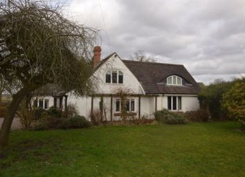 5 bed detached house for sale in Station Road, Stoke Golding, Nuneaton CV13