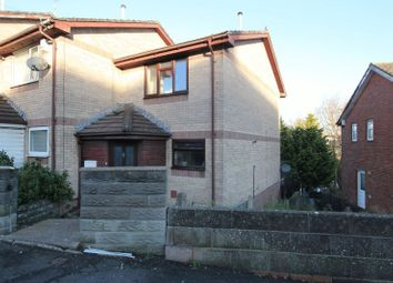 Thumbnail 2 bedroom terraced house for sale in Cornwall Road, Barry