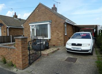 Thumbnail 2 bed semi-detached bungalow for sale in Seacroft Road, Mablethorpe