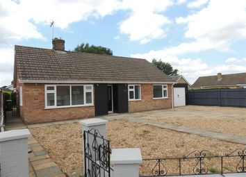 Thumbnail 3 bed detached bungalow for sale in Sandfield Road, Downham Market