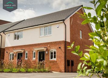 Thumbnail 2 bed semi-detached house to rent in Threadneedle Close, Atherton, Manchester