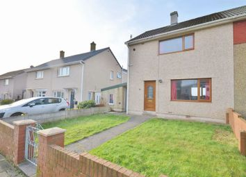 Thumbnail 2 bedroom semi-detached house for sale in Muncaster Road, Hensingham, Whitehaven