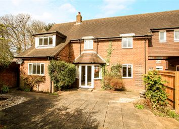 Thumbnail 3 bed semi-detached house for sale in Yew Tree Cottages, The Street, Whiteparish, Salisbury