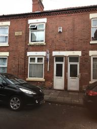 Thumbnail 3 bed terraced house for sale in Sherrard Road, Leicester, Leicestershire