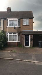 Thumbnail 3 bedroom semi-detached house for sale in Alder Crescent, Luton