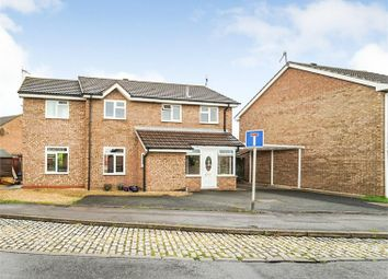 Thumbnail 5 bed detached house for sale in Falkland Road, Evesham, Worcestershire