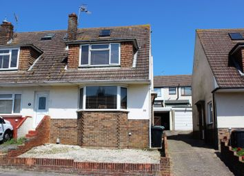Thumbnail 3 bed semi-detached house for sale in Truleigh Drive, Brighton