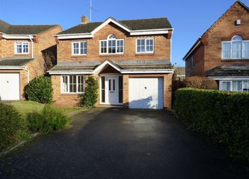 Thumbnail 4 bed detached house for sale in Horncastle Close, Lang Farm, Daventry