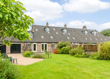Thumbnail 4 bed farmhouse for sale in Haughton, Tarporley