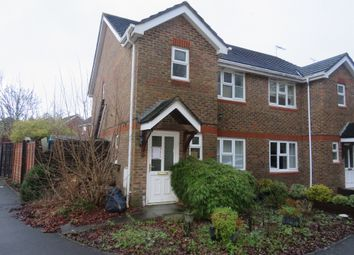 Thumbnail 3 bed semi-detached house for sale in Peter Candler Way, Kennington, Ashford