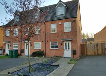 3 bed town house for sale in Cherry Tree Drive, Coventry CV4