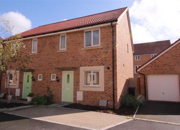 Thumbnail Semi-detached house to rent in Cowslip Crescent, Lyde Green, Bristol