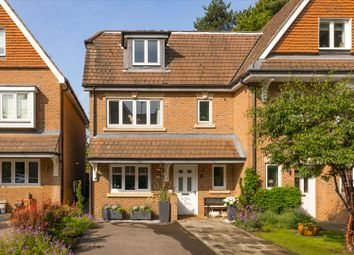 Thumbnail 4 bed semi-detached house for sale in Glade Mews, Guildford, Surrey GU1.
