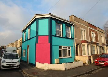 Thumbnail 2 bed end terrace house for sale in Chaplin Road, Easton, Bristol