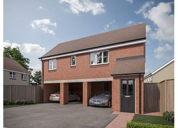 Thumbnail 2 bed flat for sale in Plot 78, High Penn Park, Larkspur Drive, Calne, Wiltshire