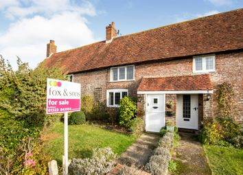 Thumbnail 2 bed terraced house for sale in Church Road, Herstmonceux, Hailsham