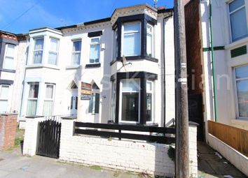 Thumbnail 3 bed end terrace house for sale in Corona Road, Waterloo, Liverpool