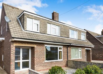 Thumbnail 3 bed semi-detached house for sale in New Road, Newhall, Swadlincote