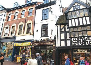 Thumbnail Restaurant/cafe for sale in 39, Pride Hill, Shrewsbury, Shropshire