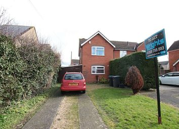 Thumbnail 2 bedroom terraced house to rent in Hanover Close, Trowbridge