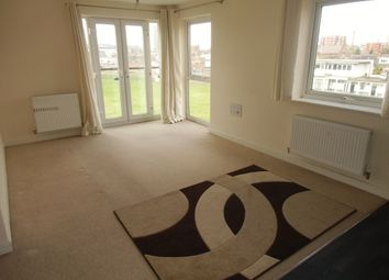 Thumbnail 1 bed flat to rent in Pavilion Close, Leicester