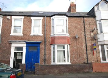 Thumbnail 3 bedroom terraced house for sale in Worcester Terrace, Sunderland