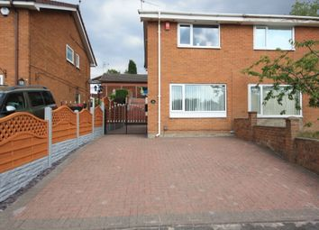 2 bed semi-detached house for sale in Zodiac Drive, Tunstall, Stoke-On-Trent ST6