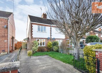 Thumbnail 3 bed semi-detached house for sale in Fulbridge Road, Werrington, Peterborough