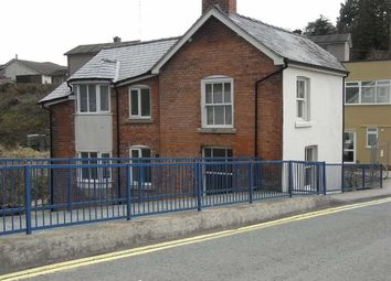 Thumbnail 1 bed flat to rent in Flat A Morgan House, Bridge Street, Llanfair Caereinion, Llanfair Caereinion, Powys