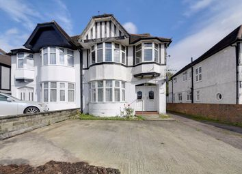 Thumbnail 3 bed flat to rent in Watford Way, Mill Hill, London
