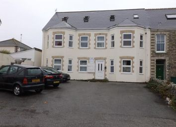Thumbnail 2 bed flat for sale in Fernhill Road, Newquay, Cornwall