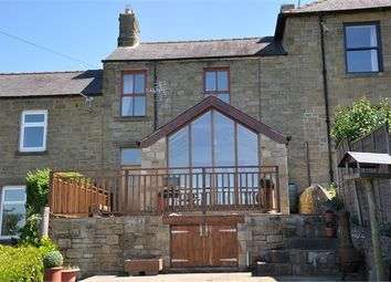 Thumbnail 3 bed terraced house for sale in West View Terrace, Hexham, Northumberland.