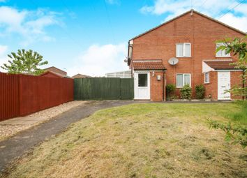 Thumbnail 2 bed terraced house for sale in Drake Close, Staplegrove, Taunton