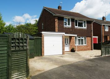 Thumbnail 3 bed detached house for sale in Colenzo Drive, Andover