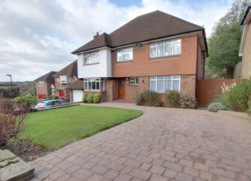 Thumbnail 5 bed detached house for sale in Haselwood Drive, Enfield