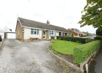 Thumbnail 3 bed semi-detached bungalow for sale in Tower Hill Road, Brown Lees, Biddulph