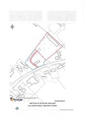 Thumbnail Land for sale in All Saints Road, Creeting St Mary