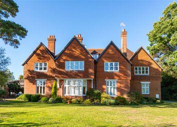 Thumbnail 3 bed flat to rent in Medlar Court, Church Lane, Newdigate, Surrey